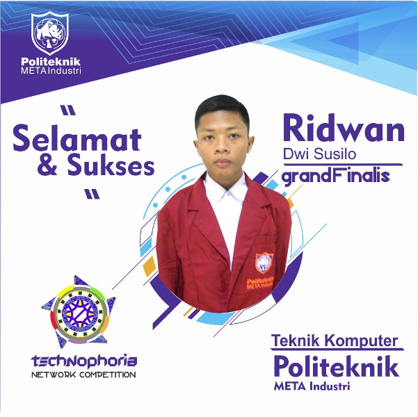 SELAMAT & SUKSES GRAND FINALIS NETWORK COMPETITION